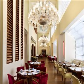 Cafe de Paris at Le Meridien Al Khobar Gallery 3