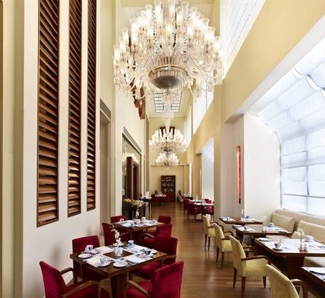 Cafe de Paris at Le Meridien Al Khobar
