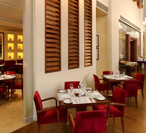 Le Cafe de Paris Dining