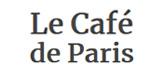 Le Cafe De Paris Alkhobar Logo